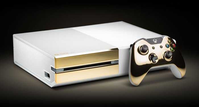 LIMITED EDITION 24K XBOX