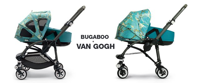 Bugaboo Bee3 special edition