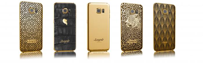 Samsung Galaxy S6 & S6 Edge Limited Edition