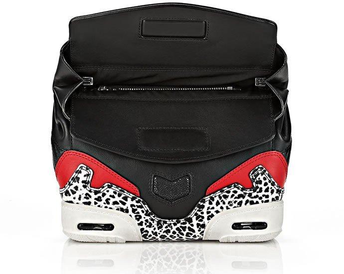 Luxuryretail_alexander-wang-sneaker-clutch-open