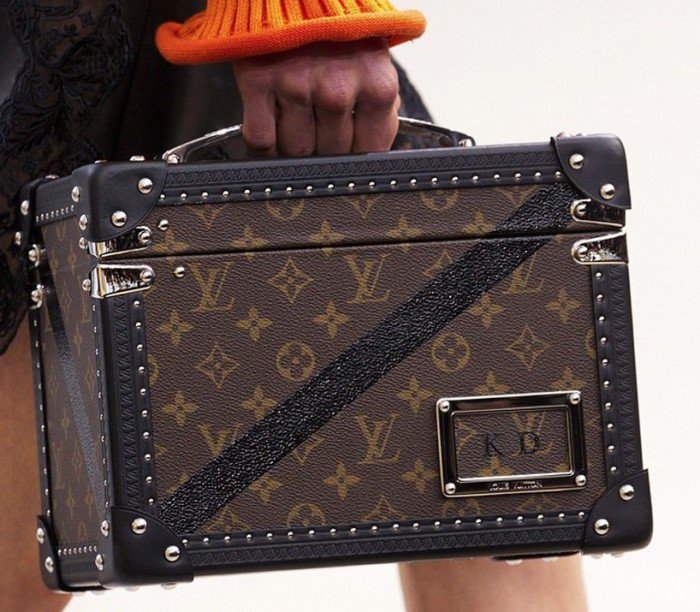 Vuitton's luxury handbag collection for 2015