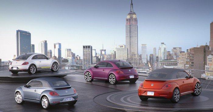 """Volkswagen Beetle """"special edition"""""""