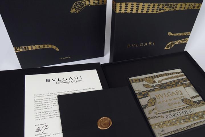Bulgari Vip Experience Kit By Karen Hsin Luxury Retail