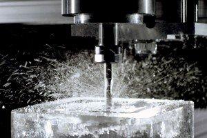 Luxuryretail_CNC-milled-ice-cubes-japanese-brewing-suntory-block-of-ice