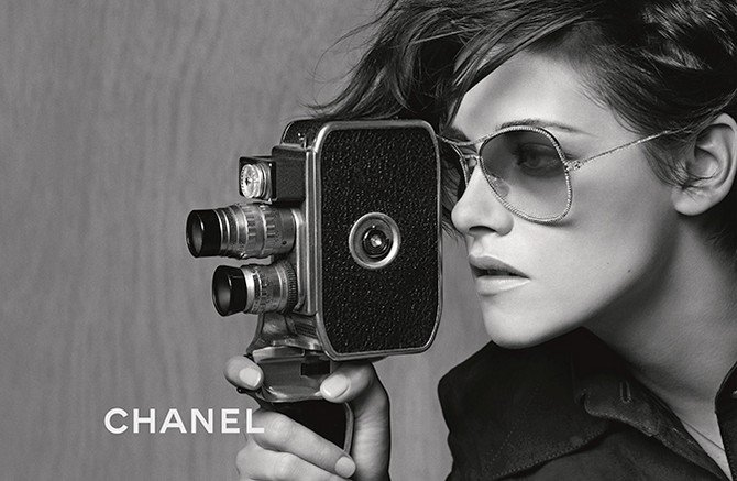 Spring/Summer 2015 eyewear collection from Chanel