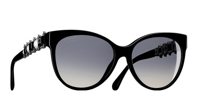 The new Spring/Summer 2015 eyewear collection from Chanel ...