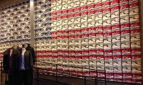 Converse flagship store in Broadway