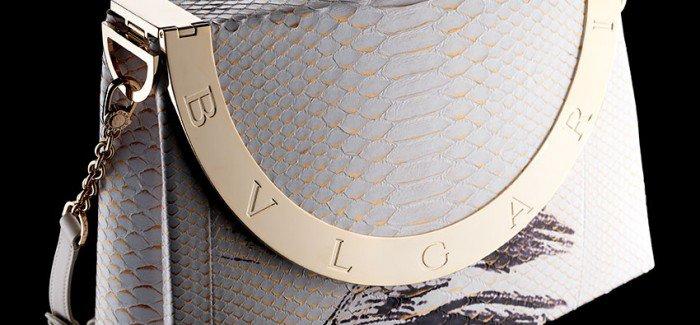 Handbag Collection By Bvlgari And Central Saint Martin