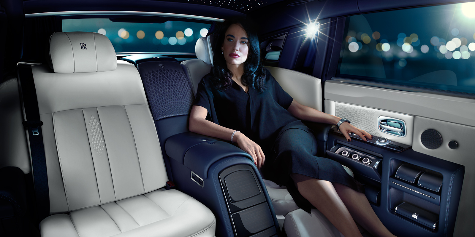 Rolls Royce Phantom Limelight Collection Luxury Retail