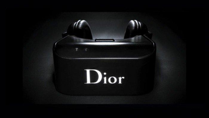 Dior Eyes: Virtual Reality Headset
