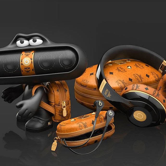 The Beats X MCM collection
