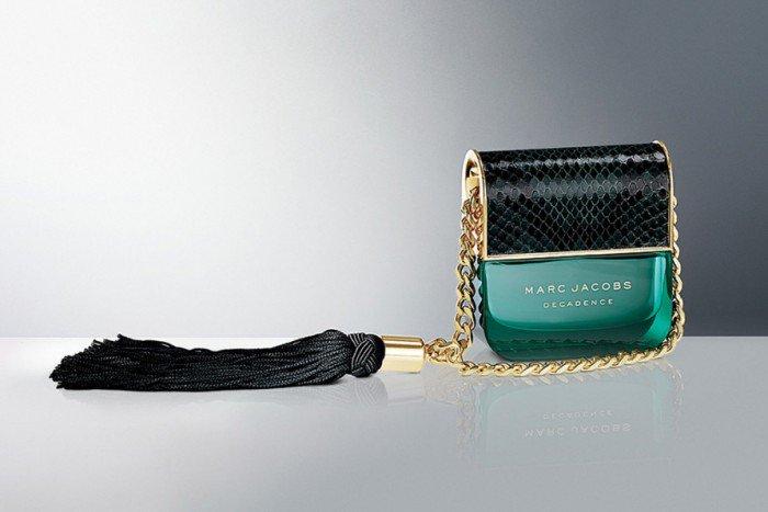 Marc Jacobs' New Fragrance Decadence
