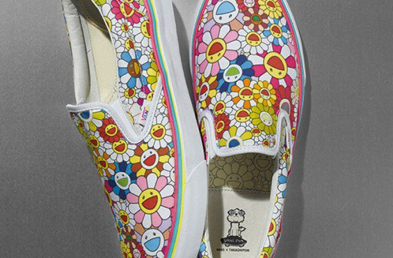 The Vault by Vans x Takashi Murakami