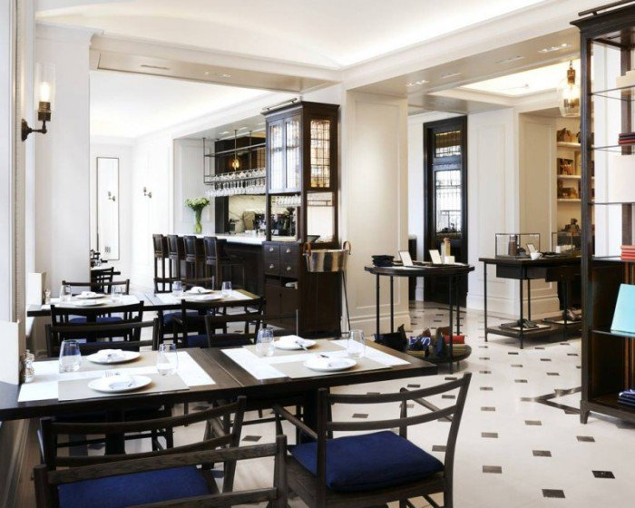 """""""Thomas's""""  Burberry Café"""