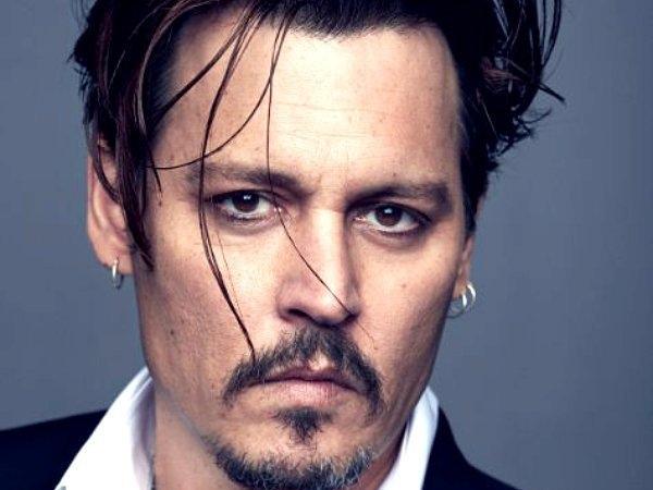 Johnny Depp and Christian Dior