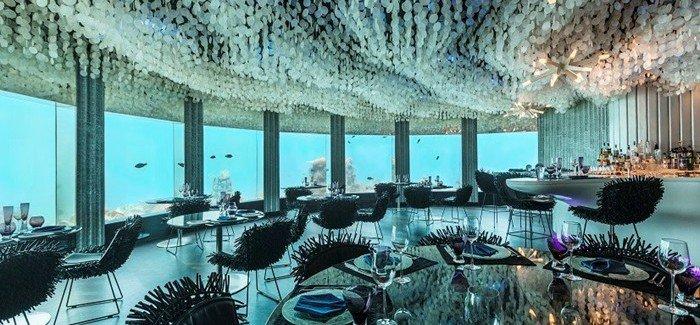 """Subsix"" Underwater Nightclub"