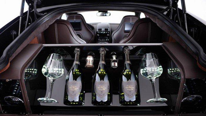 Aston Martin & Dom Pérignon