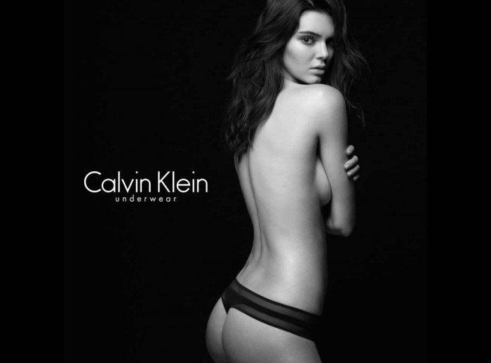 Kendall Jenner Fronts Fall 2015 Calvin Klein Underwear ...