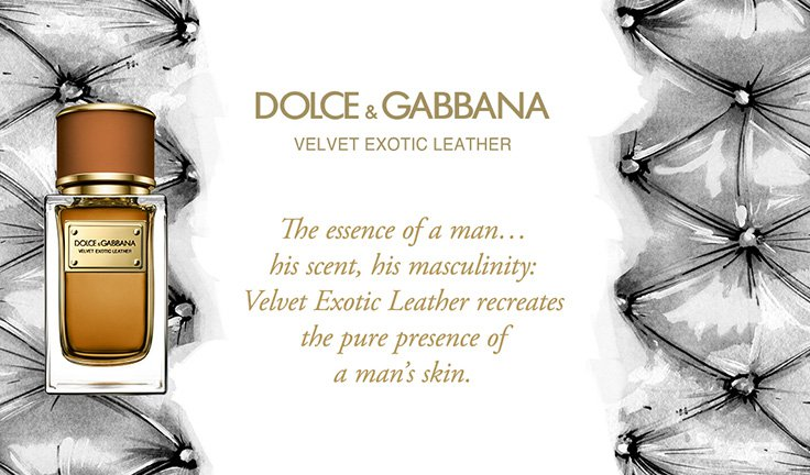Luxuryretail_dolce-and-gabbana-new-perfumes-velvet-exotic-leather