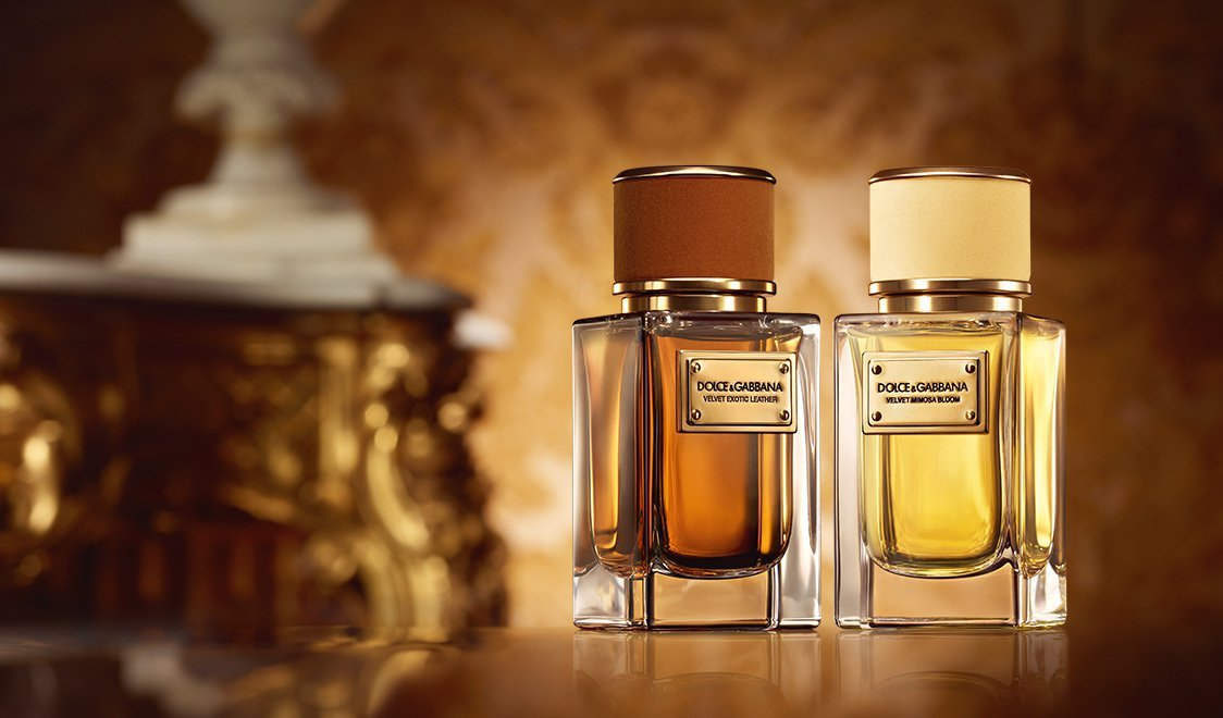 Luxuryretail_dolce-and-gabbana-new-perfumes-velvet-mimosa-bloom-and-exotic-leather