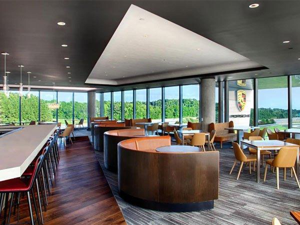 Porsche Opens First Restaurant
