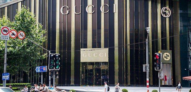1921 Gucci Cafe Restaurant