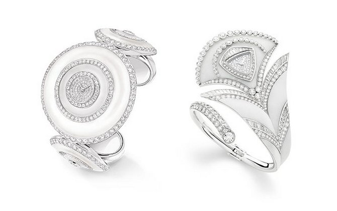 Boucheron High Jewellery Timepieces