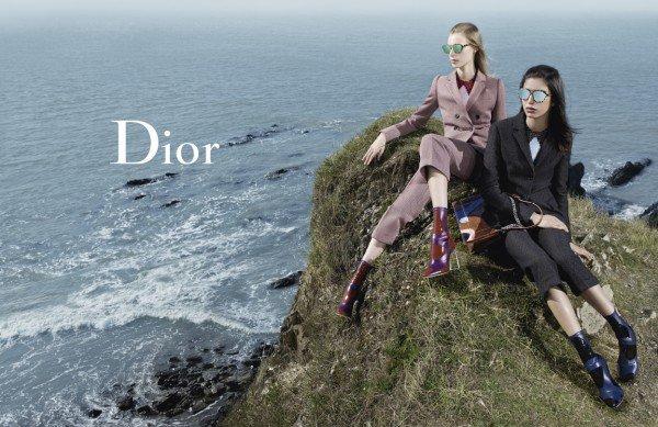 Dior Fall/Winter 2015 Ad Campaign