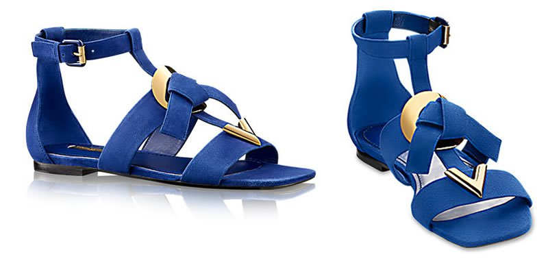 a8070b8a09dd The Stunning 2015 V Shoes Collection By Louis Vuitton