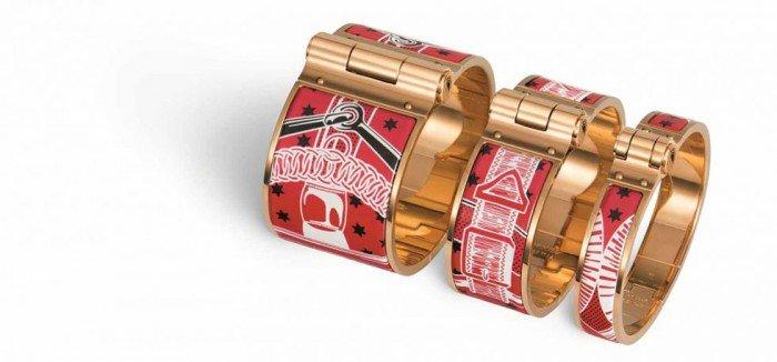 """Hermès """"Charnière Bracelets"""""""