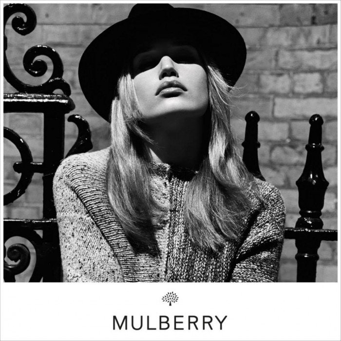 Mulberry & Georgia May Jagger
