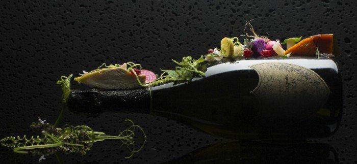 The Gastronomy journey by Dom Pérignon