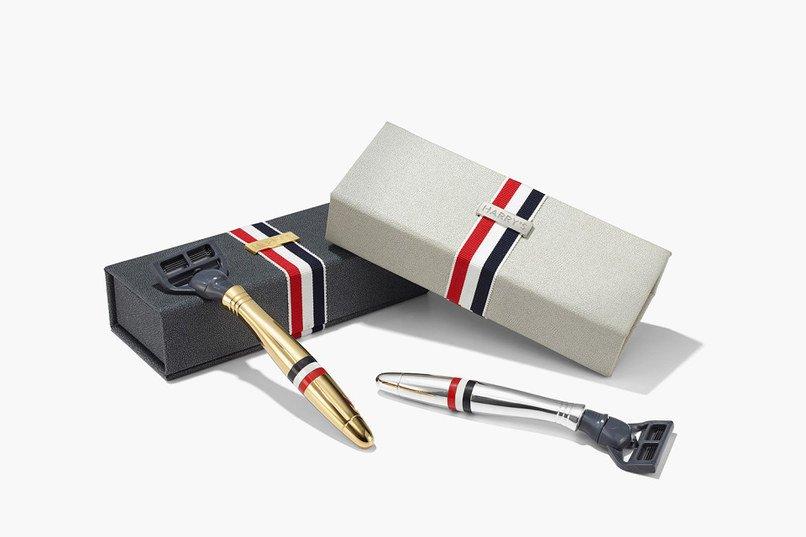 Luxuryretail_thom-browne-harrys-limited-edition-razors