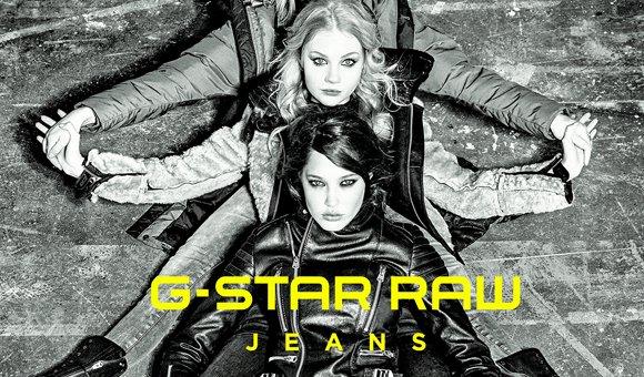G-Star RAW Autumn/Winter 2015