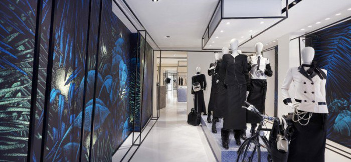 Chanel Opens New Pop Up