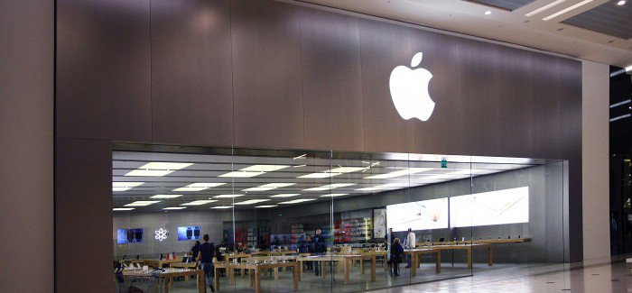INSTORE develops a project in Apple stores, France