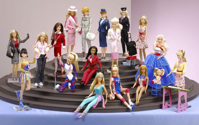 """Barbie : The icon"""