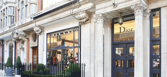 Dior's New Pop-Up Store