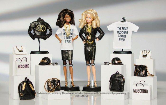 Moschino & Barbie
