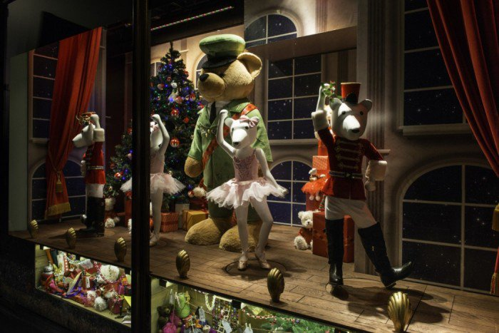 """Once Upon a Time""  in Harrods"