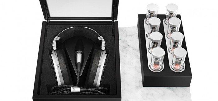 """The Orpheus"", Sennheiser headphones"