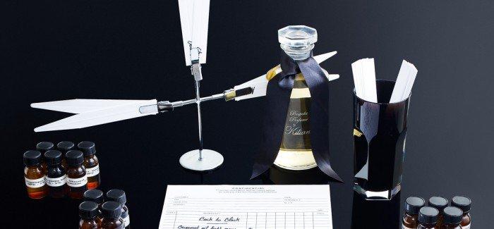 Kilian's Bespoke Perfume Experience