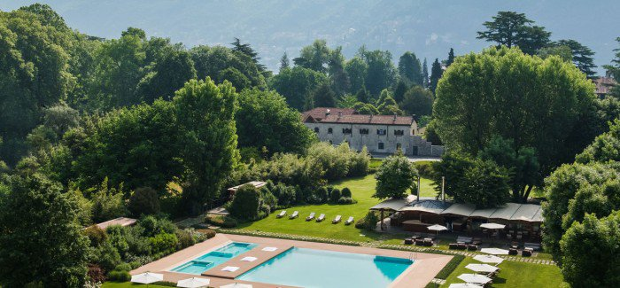 The Sheraton Lake Como