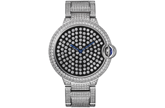Luxuryretail_Serti-Vibrant-Limited-Edition-Watch-By-Cartier-18-cara-white-gold-case