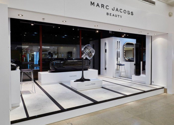 Marc Jacobs at Harrods