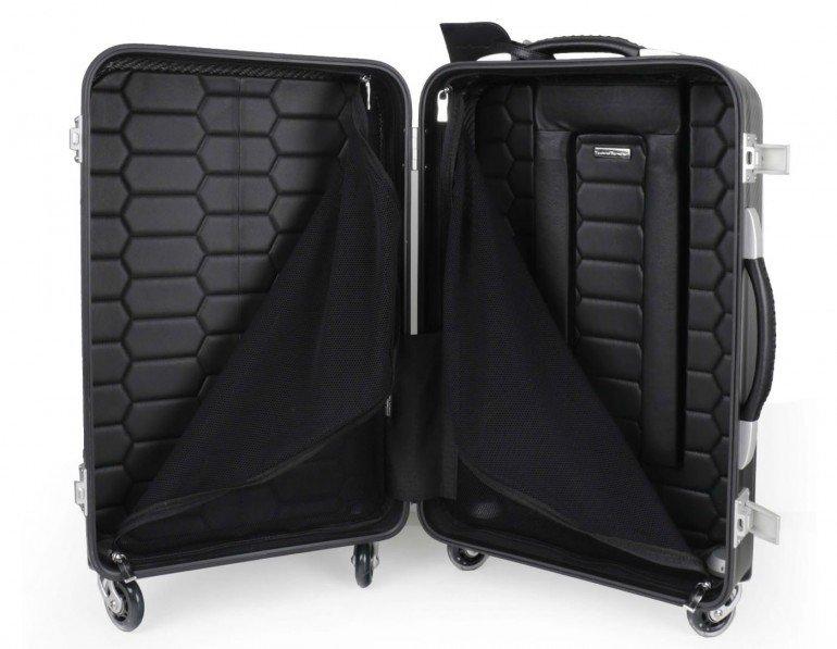Lamborghini-luggage-open