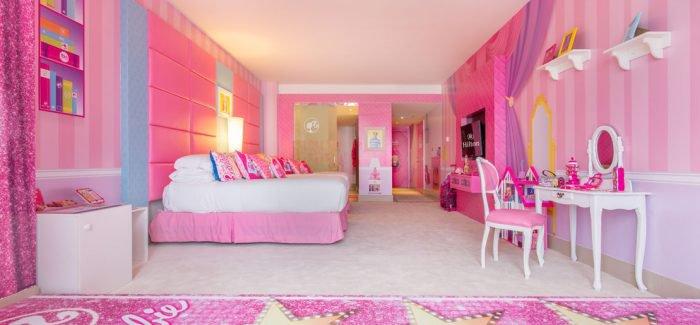 The Barbie Room