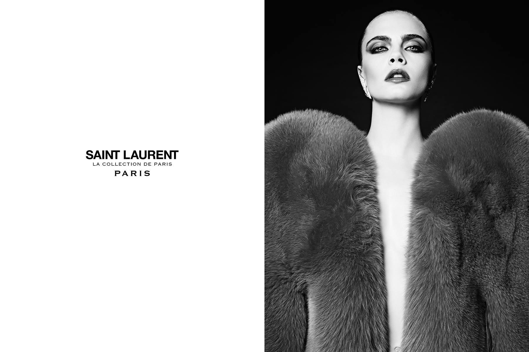 Luxuryretail_Cara-Delevingne-for-Saint-Laurent-p