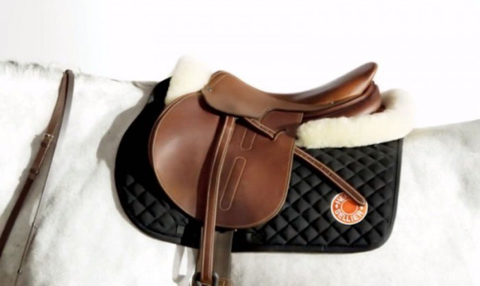 Hermès Allegro Saddle for equestrian