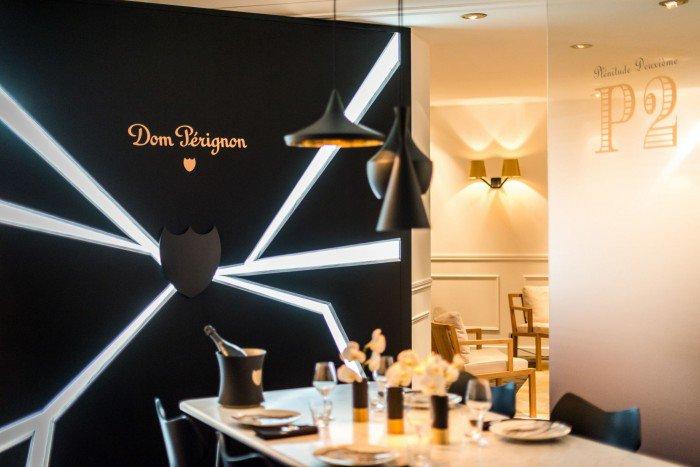 Dom Pérignon Pop-up Suite